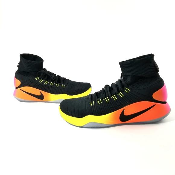 73fe4d87935 Nike Flyknit Hyperdunk FK Unlimited Men Sz 13